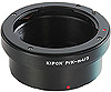 Kipon Pentax K Lens to 4/3 Camera Body Adapter