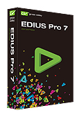 Offer Grass Valley / Canopus Edius Pro 7 NLE Software