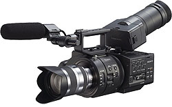 NEX-FS700 with lens Price Sell NEX-FS700K