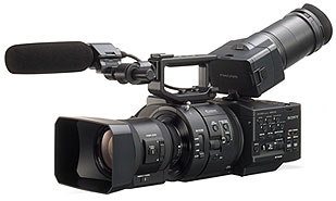 Offer Sony NEX-FS700RH NXCAM Camcorder with 4K/2K RAW Recording