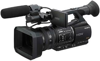 Best Offer Hvr Z5p Pal Sony Hdv Camcorder Hvr Z5 Hvr Z5e