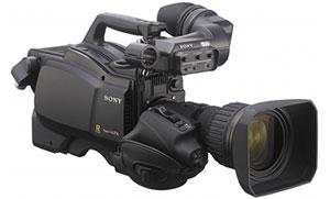 Sony HSC-100R Camera