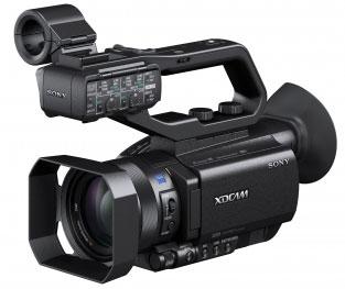 Offer Sony PXW-X70 Exmor R CMOS sensor Compact XDCAM Camcorder