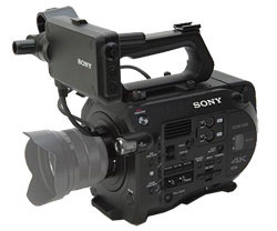 Offer Sony PXW-FS7 Large Format Sensor Camera