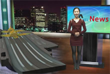 Offer Real-time 3D Virtual Set Solutions - Virtual Studio