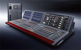 yamaha rivage pm10 digital mixing system. Black Bedroom Furniture Sets. Home Design Ideas